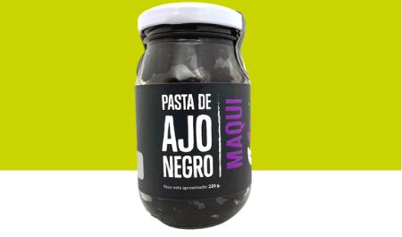 Pasta de Ajo Negro y Maqui 220gr