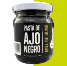 Pasta de Ajo Negro y Miel de Ulmo 140gr